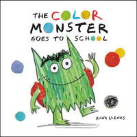 Vignette du livre The Color Monster Goes to School