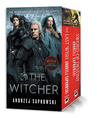 Vignette du livre The Witcher Stories Boxed Set: The Last Wish, Sword of Destiny