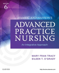 Vignette du livre Hamric and Hanson's Advanced Practice Nursing: An Integrative Approach, 6e