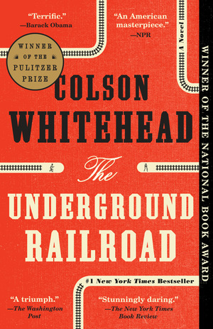 Vignette du livre The Underground Railroad