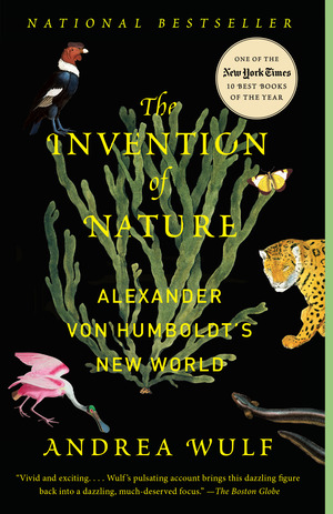 Vignette du livre The Invention of Nature