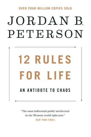 Vignette du livre 12 Rules for Life