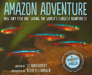 Vignette du livre Amazon Adventure