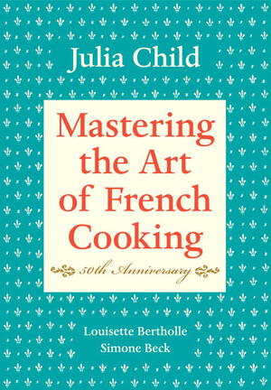 Vignette du livre Mastering the Art of French Cooking, Volume I