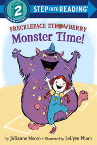 Vignette du livre Freckleface Strawberry: Monster Time!