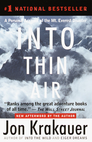 Vignette du livre Into Thin Air