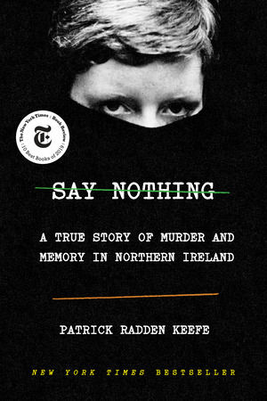 Vignette du livre Say Nothing