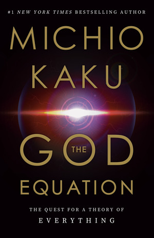 Vignette du livre The God Equation