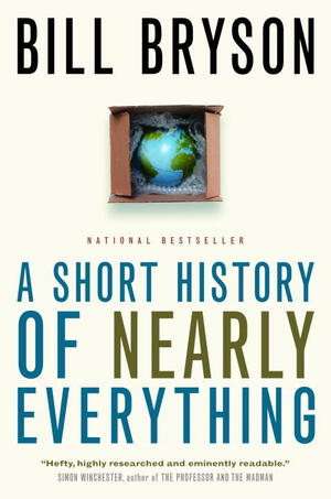 Vignette du livre A Short History of Nearly Everything