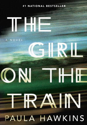Vignette du livre The Girl on the Train