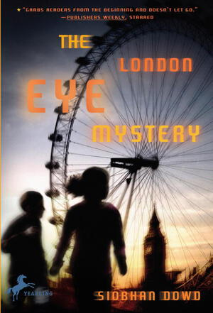 Vignette du livre The London Eye Mystery