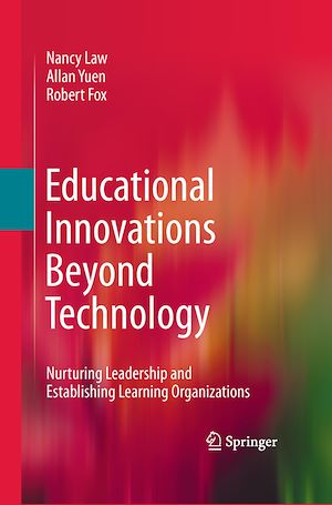 Vignette du livre Educational Innovations Beyond Technology