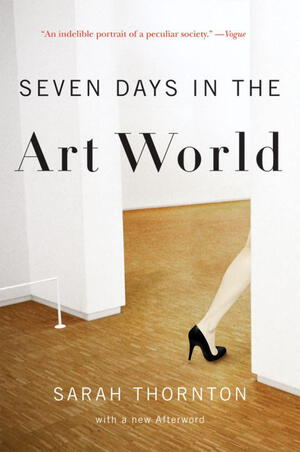 Vignette du livre Seven Days in the Art World