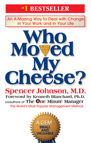 Vignette du livre Who Moved My Cheese?
