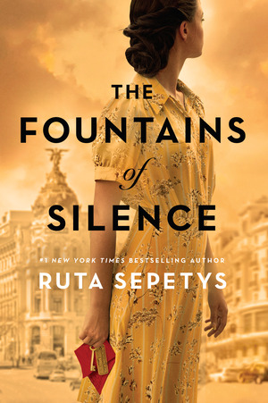 Vignette du livre The Fountains of Silence