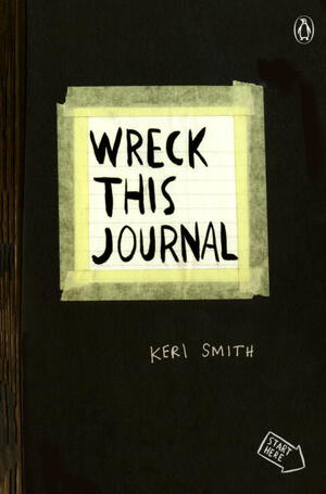 Vignette du livre Wreck This Journal (Black) Expanded Ed.