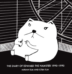 Vignette du livre Diary of Edward the Hamster 1990-1990