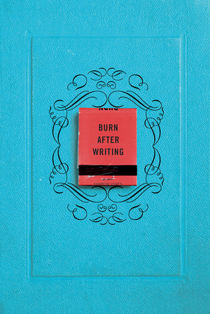 Vignette du livre Burn After Writing