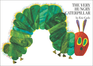 Vignette du livre The Very Hungry Caterpillar