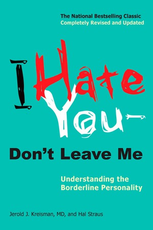 Vignette du livre I Hate You--Don't Leave Me