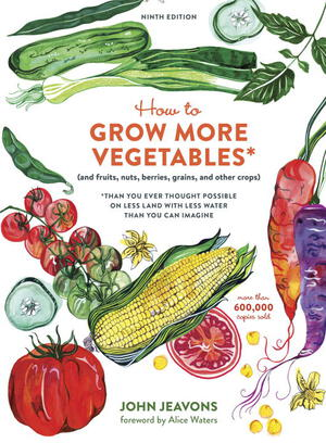 Vignette du livre How to Grow More Vegetables, Ninth Edition