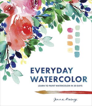 Vignette du livre Everyday Watercolor