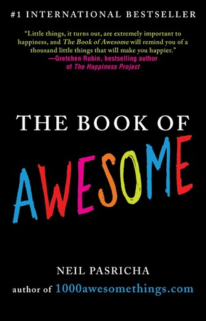 Vignette du livre The Book of Awesome