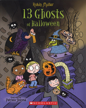 Vignette du livre 13 Ghosts of Halloween