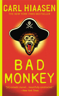 Vignette du livre Bad Monkey