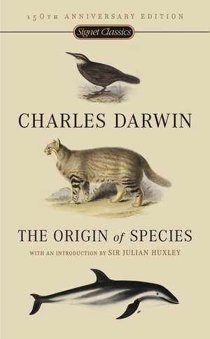Vignette du livre The Origin of Species