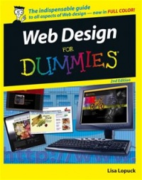 Vignette du livre Web Design For Dummies®