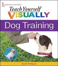 Vignette du livre Teach Yourself VISUALLY Dog Training