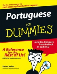 Vignette du livre Portuguese For Dummies®