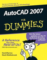 Vignette du livre AutoCAD 2007 For Dummies