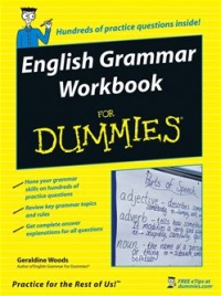 Vignette du livre English Grammar Workbook For Dummies