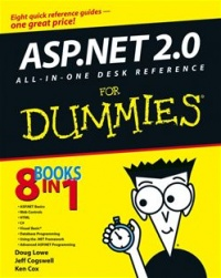 Vignette du livre ASP.NET 2.0 All-In-One Desk Reference For Dummies®