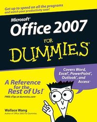 Vignette du livre Office 2007 For Dummies®