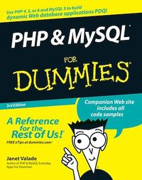 Vignette du livre PHP & MySQL® For Dummies®