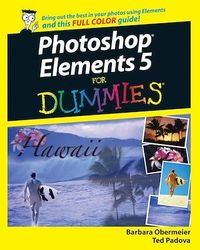 Vignette du livre Photoshop® Elements 5 For Dummies®