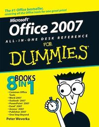 Vignette du livre Office 2007 All-in-One Desk Reference For Dummies®