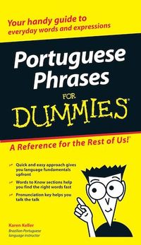 Vignette du livre Portuguese Phrases For Dummies®