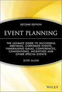 Vignette du livre Event Planning