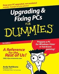 Vignette du livre Upgrading and Fixing PCs For Dummies