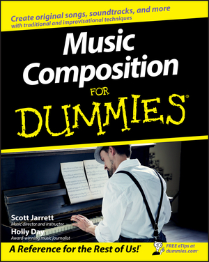 Vignette du livre Music Composition For Dummies