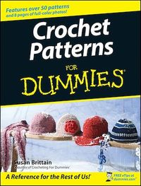 Vignette du livre Crochet Patterns For Dummies®
