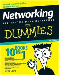 Vignette du livre Networking All-in-One Desk Reference For Dummies