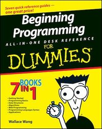Vignette du livre Beginning Programming All-In-One Desk Reference For Dummies