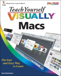 Vignette du livre Teach Yourself VISUALLY Macs