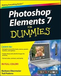 Vignette du livre Photoshop Elements 7 For Dummies