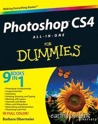 Vignette du livre Photoshop CS4 All-in-One For Dummies<sup>®</sup>
